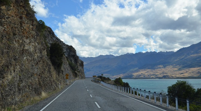 Haast Pass Route 6
